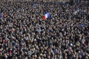 La réaction de F. Bayrou aux rassemblements du 11 Janvier 2015