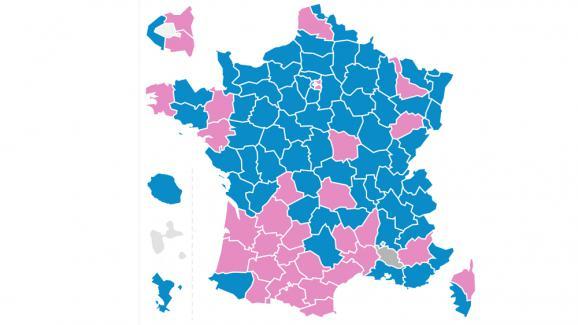 Clic - pour accéder à l'analyse des résultats de l'Ardèche